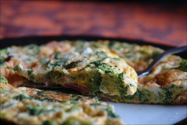 Broccoli Tortilla Recipe