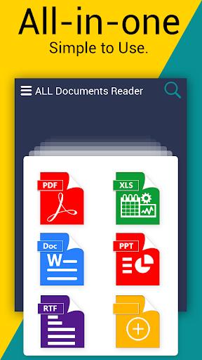 Download Document Reader for android: Docs Reader App for