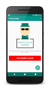 PC - Whitelist Call Blocker - náhled