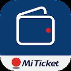 Mi Ticket Wallet icon
