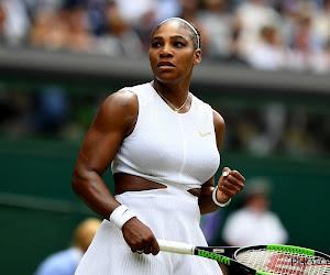 Serena Williams heeft het lastig na verloren halve finale en barst in tranen uit op persconferentie