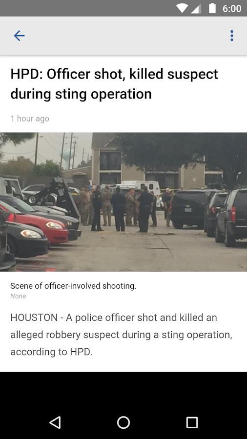 KHOU 11 News Houston- screenshot