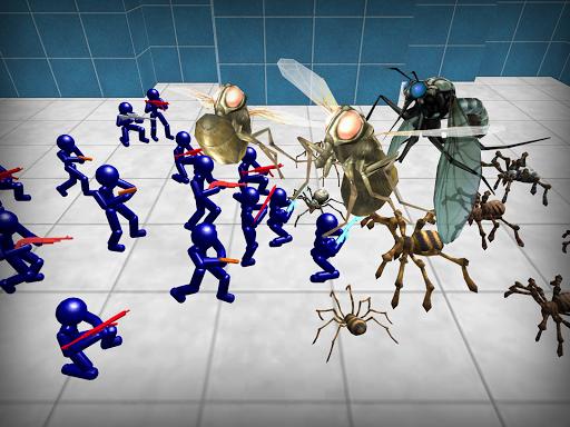 Stickman Spiders Battle Simulator 1.01 screenshots 8