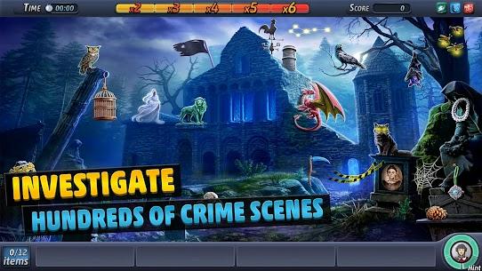 Criminal Case: Supernatural Investigations MOD (Money/Energy) 2