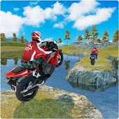 Motocross Beach Bike Racing Stunt 3D