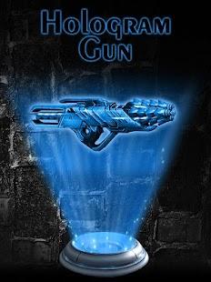 Hologram Gun Simulator - náhled