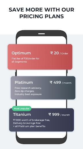 5paisa: Stocks, Share Market Trading App, NSE, BSE  screenshots 7