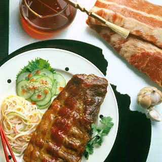 Chinese-Style Spareribs.