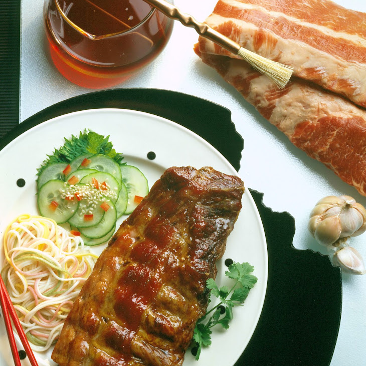 Chinese-Style Spareribs Recipe
