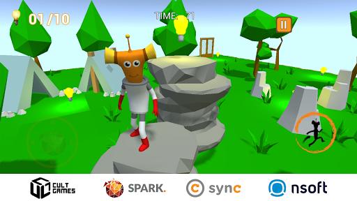Sparko's Adventures  captures d'écran 1