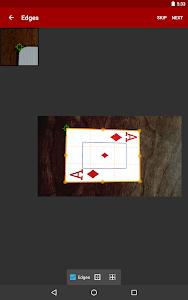Droid Scan Lite Open Beta screenshot 2