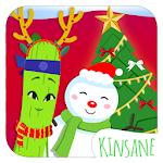 Christmas - Fruits Vs Veggies - Snow Game for Kids 1.0.11