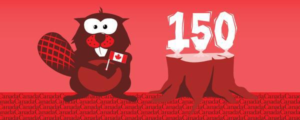 Canada 150 Beaver