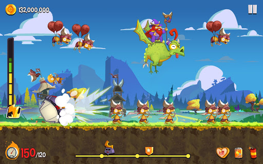 Rocky Rampage: Wreck 'em Up android2mod screenshots 24