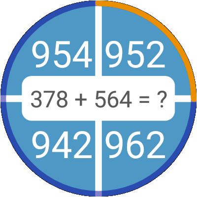 Math games: arithmetic, times tables, mental math screenshots 22