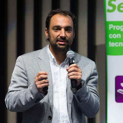 Jesús Monleón, Campus for Business Angels: Women Edition, Google for Startups