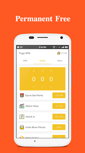 Yoga VPN - Free Unlimited & Secure Proxy & Unblock 4.0.806 screenshots 3