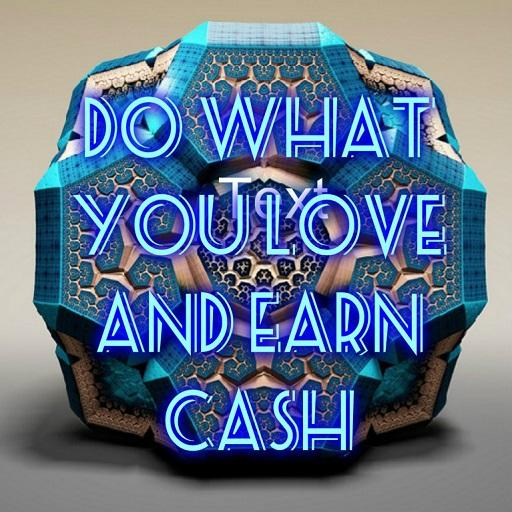 Do What You Love And Earn Cash 生活 App LOGO-硬是要APP