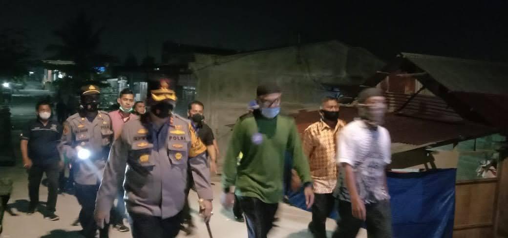 Tak Terlihat Aktifitas Asmara Subuh Setelah Kapolres Rutin Berpatroli Antisifasi Kenakalan Remaja