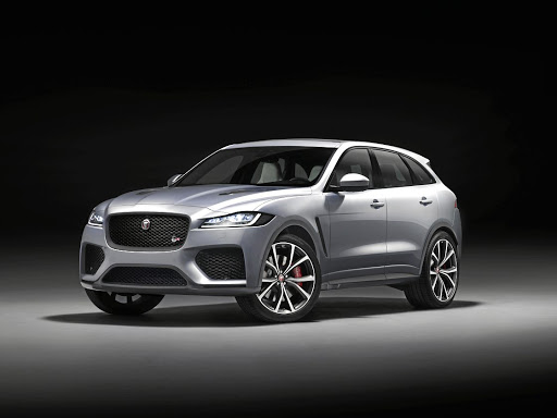 Jaguar's Special Vehicle Operations division has worked its magic on the F-Pace