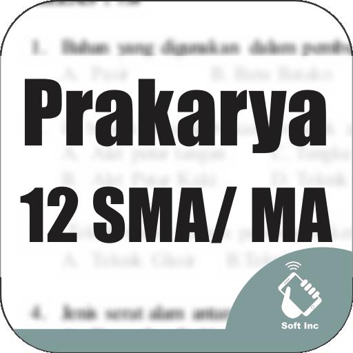 Kelas 12 SMA-SMK-MA Mapel Prakarya