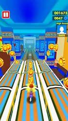 Train Surf Run : Subway Running Game
