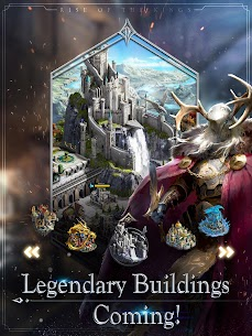 Rise of the Kings MOD Apk (Unlimited Gems) 9
