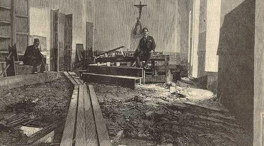 Veinte fallecidos por el desbordamiento de las ramblas