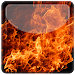 Flame Fire Explosion Live WP Icon