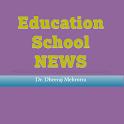 Education School News icon