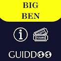 The Big Ben London TravelGuide icon