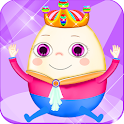 Humpty Dumpty - Nursery rhyme icon