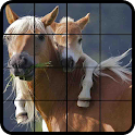 Puzzle Horses icon