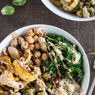 Autumn Harvest Quinoa Bowls Recipe