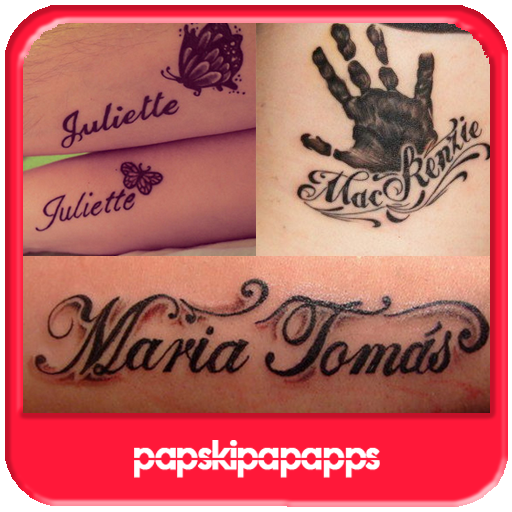 Name Tattoo Design Ideas - Apps on Google Play