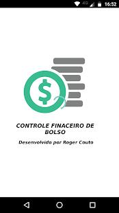 Controle Financeiro de Bolso - náhled