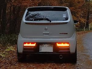 アルトワークス HA36S 4WD 5MTのカスタム事例画像 マッキーさんの2020年11月03日11:51の投稿