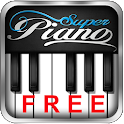 Super Piano FREE HD icon
