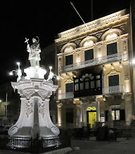 Photo: Birgu - Vittoriosa Square