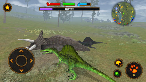 Clan of Spinosaurus screenshot 19