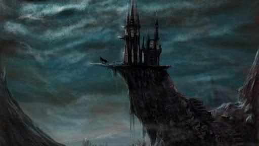 Dark Castle Live Wallpaper