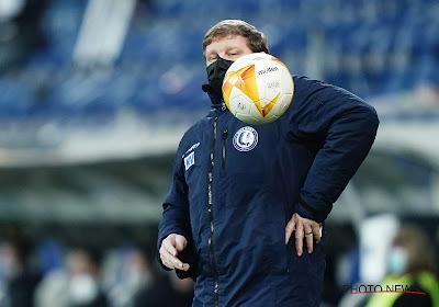 Hein Vanhaezebrouck espérait beaucoup mieux à Hoffenheim