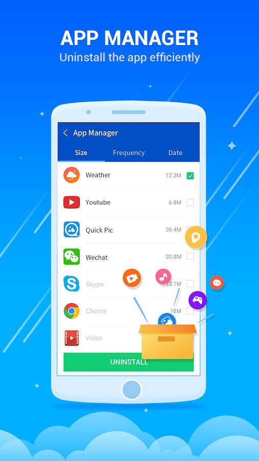 clean guru   memory boost trash cleaner app lock