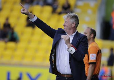 """Anderlecht-patron Zetterberg had het niet begrepen op 'coach in wording' Peter Maes: """"Ik stap naar de president, je gaat eraan"""""""
