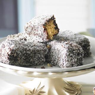 Chocolate Coconut Cakes