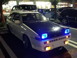 スプリンタートレノ  AE86 SPRINTER TRUENO GT-APEXのカスタム事例画像 ミニハチさんの2019年11月07日12:41の投稿