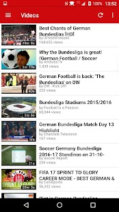 Bundesliga Explorer- screenshot thumbnail