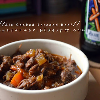 Slow Cooked Beef in Ale!