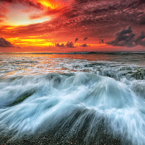 Silky Motion by Agoes Antara - Landscapes Waterscapes