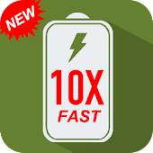 Fast Battery Charger 10X : Fit High Speed charging